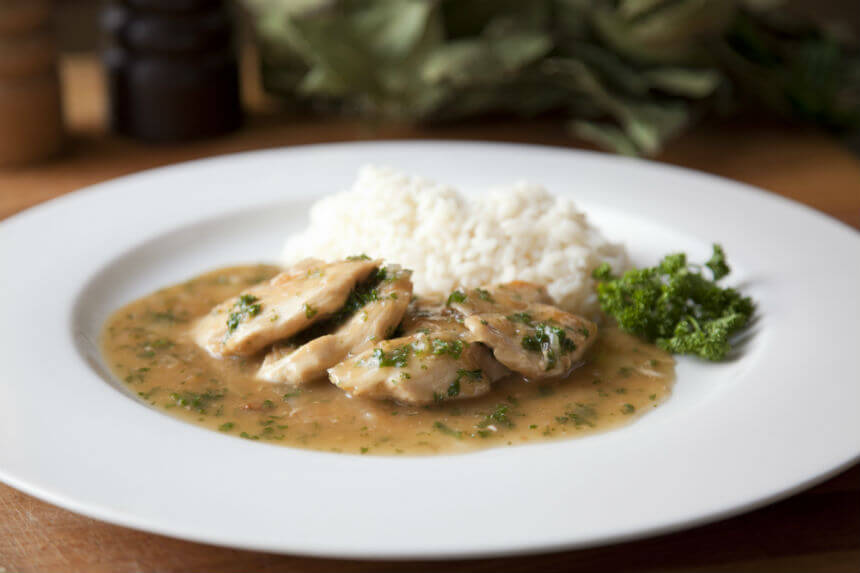 Piletina s umakom od prošeka - Fini Recepti by Crochef