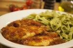Piletina u umaku od rajčica na mediteranski način - Fini Recepti by Crochef