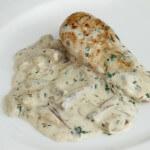 Pileći file u umaku od shiitake gljiva - Fini Recepti by Crochef