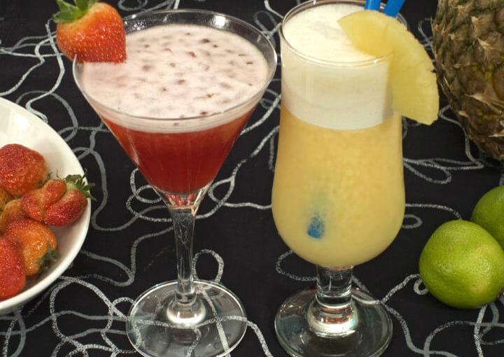 Pina colada i Margarita od jagode