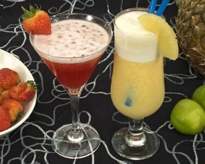 Pina colada i Margarita od jagode - Fini Recepti