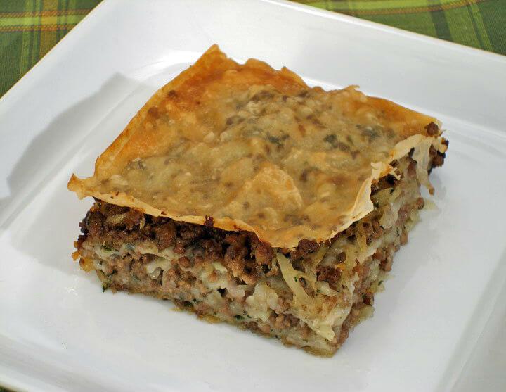 Pita od mesa - Fini Recepti