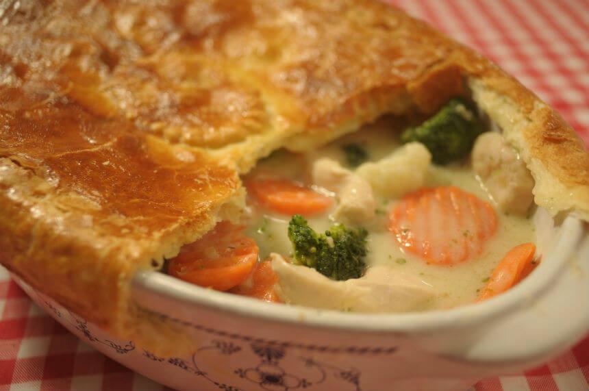 Pita od piletine - Fini Recepti