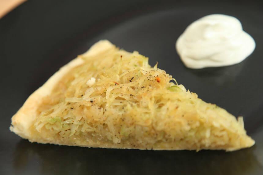 Pita od svježeg kupusa - Fini Recepti by Crochef