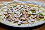 Pita od prhkog tijesta s tikvicama i gljivama - Fini Recepti by Crochef