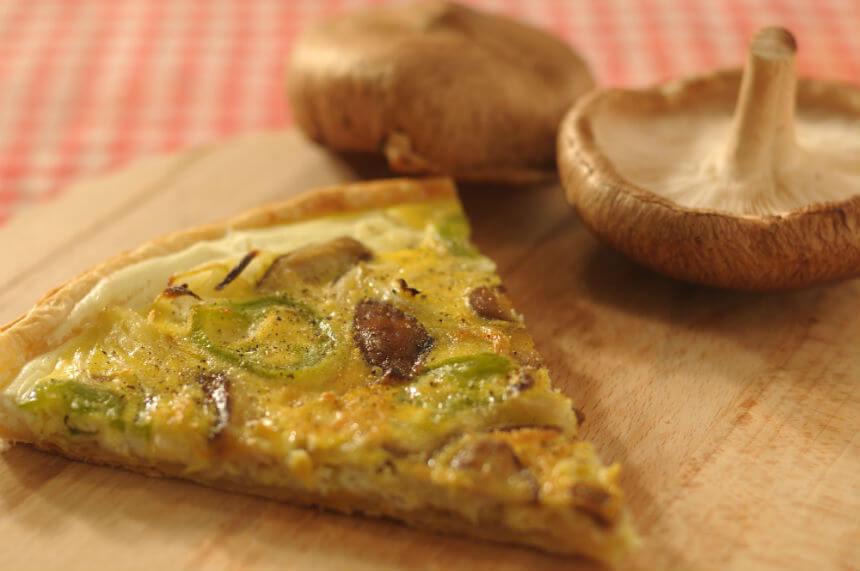 Pita s gljivama - Fini Recepti by Crochef