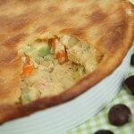 Povrtna pita s kestenima - Fini Recepti by Crochef