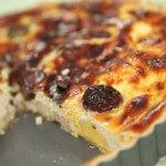 Pita sa sirom, mortadellom i tvrdo kuhanim jajima
