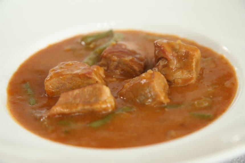 Pivski gulaš s mahunama - Fini Recepti by Crochef
