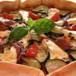 Pizza s tikvicama i gorgonzolom