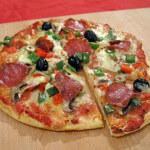 Pizza sa salamom