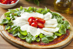 Pizza tricolore - Fini Recepti by Crochef