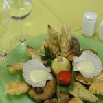 Pohana hobotnica, grdobina i škampi