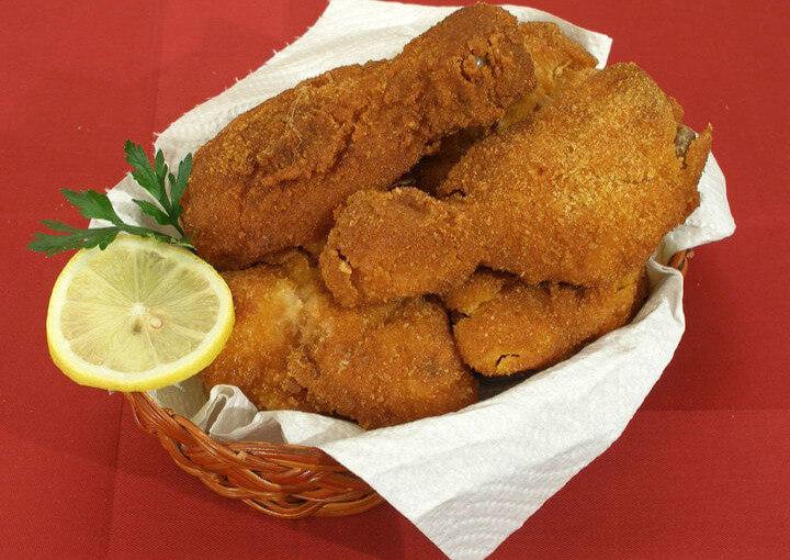Pohana piletina na način američkog juga