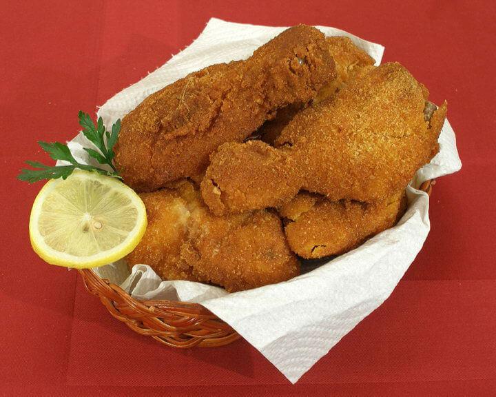 Pohana piletina na način američkog juga - Fini recepti