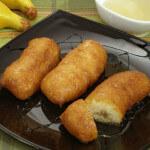 Pohane banane - Fini Recepti