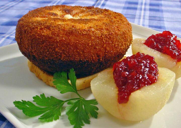 Pohani camembert