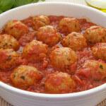 Polpete od teletine u umaku od rajčice