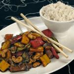 Povrće iz woka na kineski način