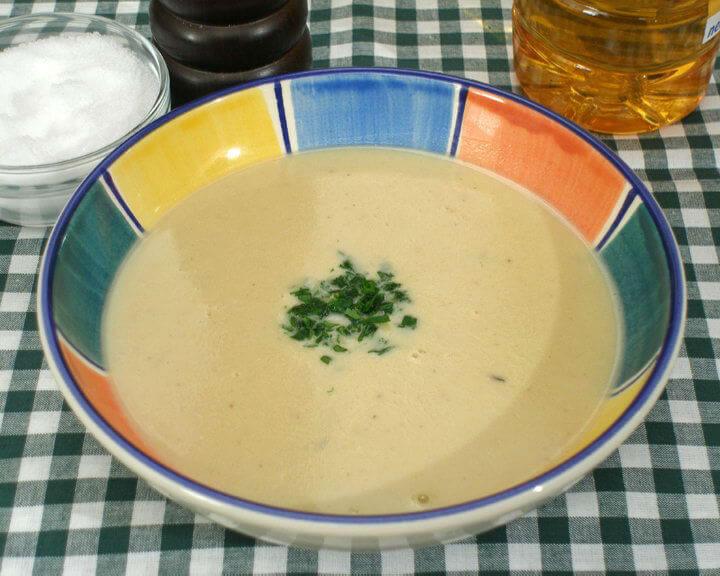 Prežgana juha s kimom - Fini Recepti