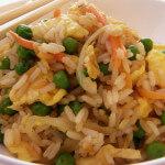Pržena jaja s rižom