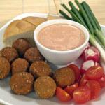 Falafel - pržene kuglice od slanutka