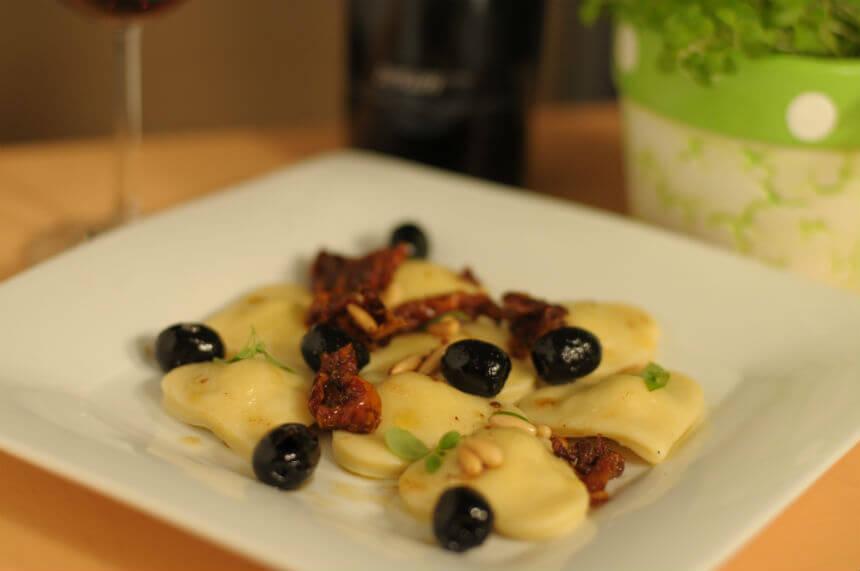 Punjena srca od tjestenine - Fini Recepti