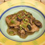 Pureća prsa s gljivama - Fini Recepti