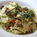 Ravioli s umakom od kapara, inćuna i rajčica - Fini Recepti by Crochef