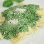 Ravioli u umaku od špinata i mascarponea - Fini Recepti by Crochef