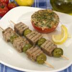 Ražnjići od tunjevine - Fini Recepti