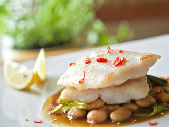 File bijele ribe s povrćem u sojinom umaku - Fini Recepti by Crochef