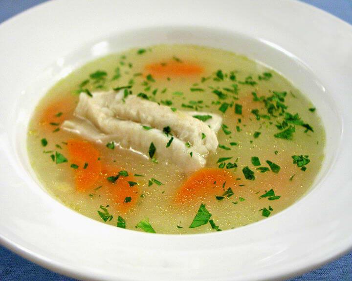 Riblja juha od oslića
