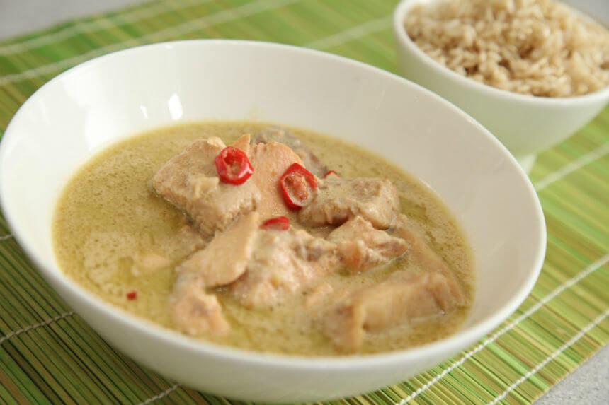 Riblji curry iz woka - Fini Recepti by Crochef