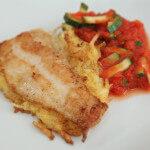 File riječne ribe u hrskavoj košuljici od krumpira - Fini Recepti by Crochef