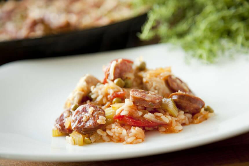 Riža na španjolski način - Fini Recepti by Crochef
