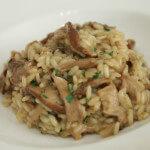 Rižoto s vrganjima - Fini Recepti by Crochef