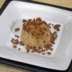 Smeđa riža sa sjemenkama