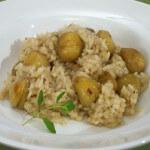 Rižoto s kestenima - Fini Recepti
