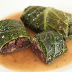 Rolada od kelja s krvavicama - Fini Recepti by Crochef