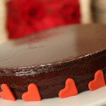 Sacher torta za Valentinovo - Fini Recepti by Crochef