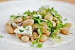 Salata od bijelog graha i fileta marinirane orade - Fini Recepti by Crochef