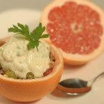 Salata od tune i grejpa
