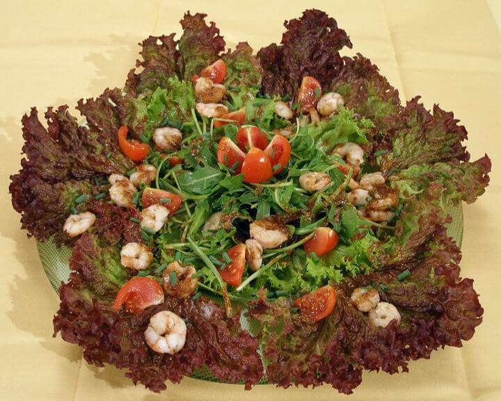 Salata od morskih kozica - Fini recepti