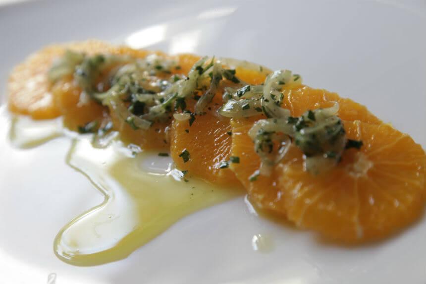 Sicilijanska salata od naranča - Fini Recepti by Crochef