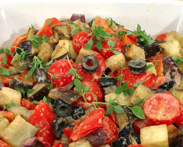Salata od pečenog povrća - Fini Recepti