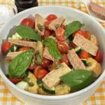 Salata od tune s kaparama
