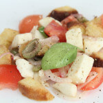 Salata panzanella - Fini Recepti by Crochef