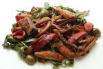 Salata od liganja s povrćem - Fini Recepti by Crochef