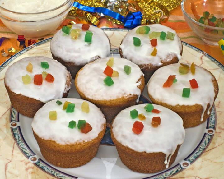 Šareni muffini - Fini Recepti